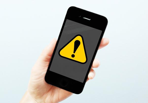 スマートフォンの処分にリスクがあるのをご存知ですか