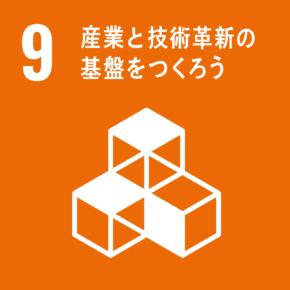 SDGsアイコン9